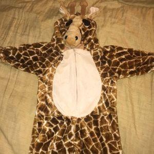 Other - Giraffe baby costume